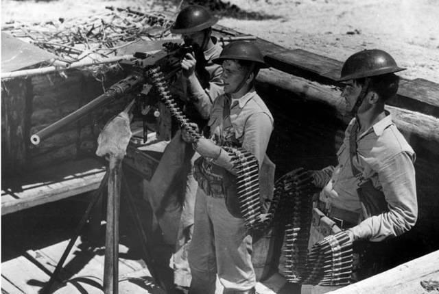 M2HB Browning – надежный трудяга, как на земле, так и в воздухе