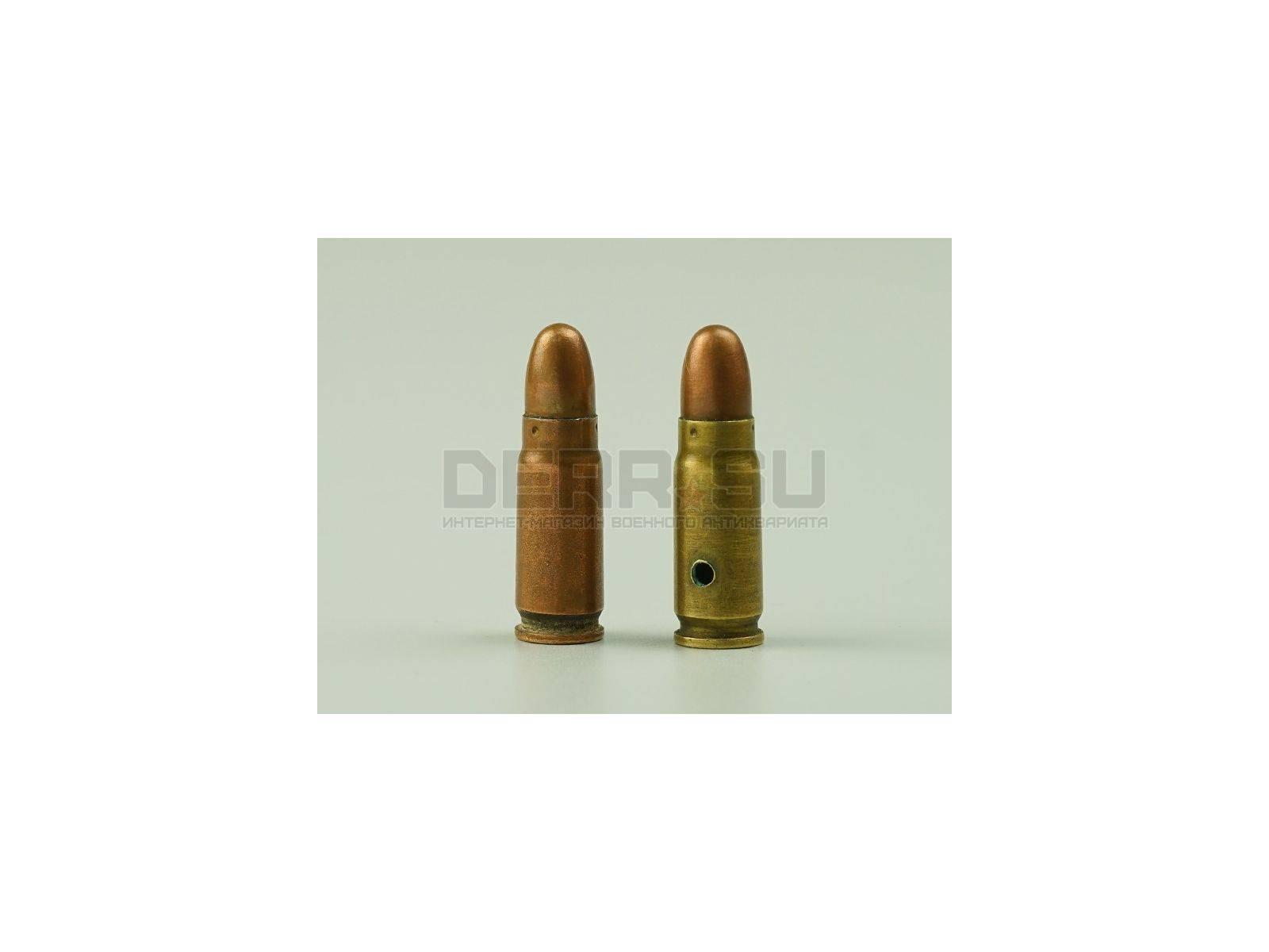 Предок патрона для «токарева» . 7,63х25mm mauser