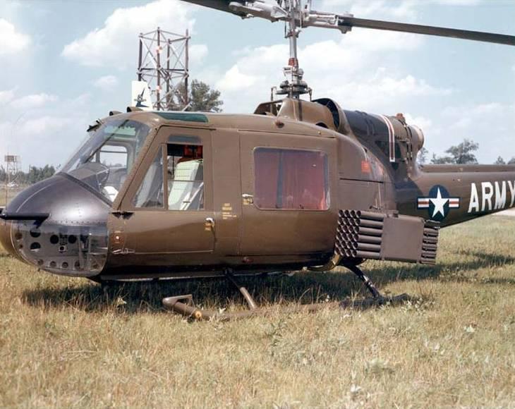 Bell uh-1 iroquois — викивоины — энциклопедия о военной истории