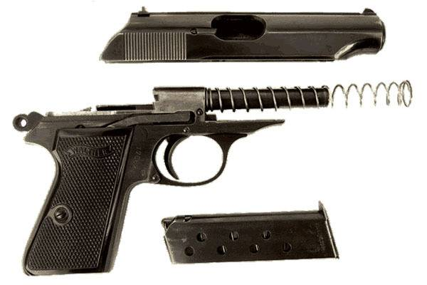 Пистолет Walther Creed