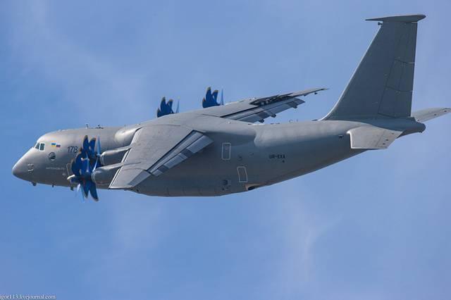 Самолёт Ан-70 – долгий путь в неизвестном направлении