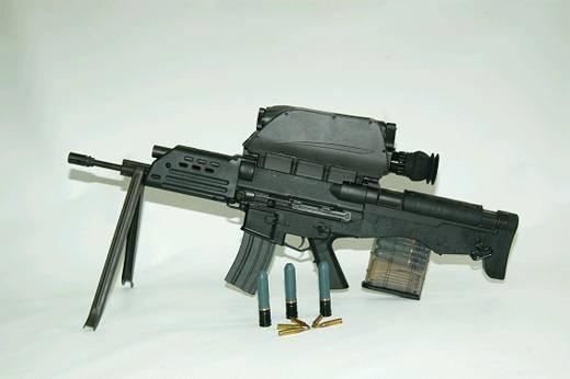 Видео: штурмовая винтовка norinco type 86s