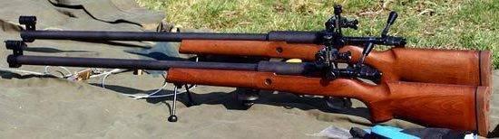 Винтовка m82 a1