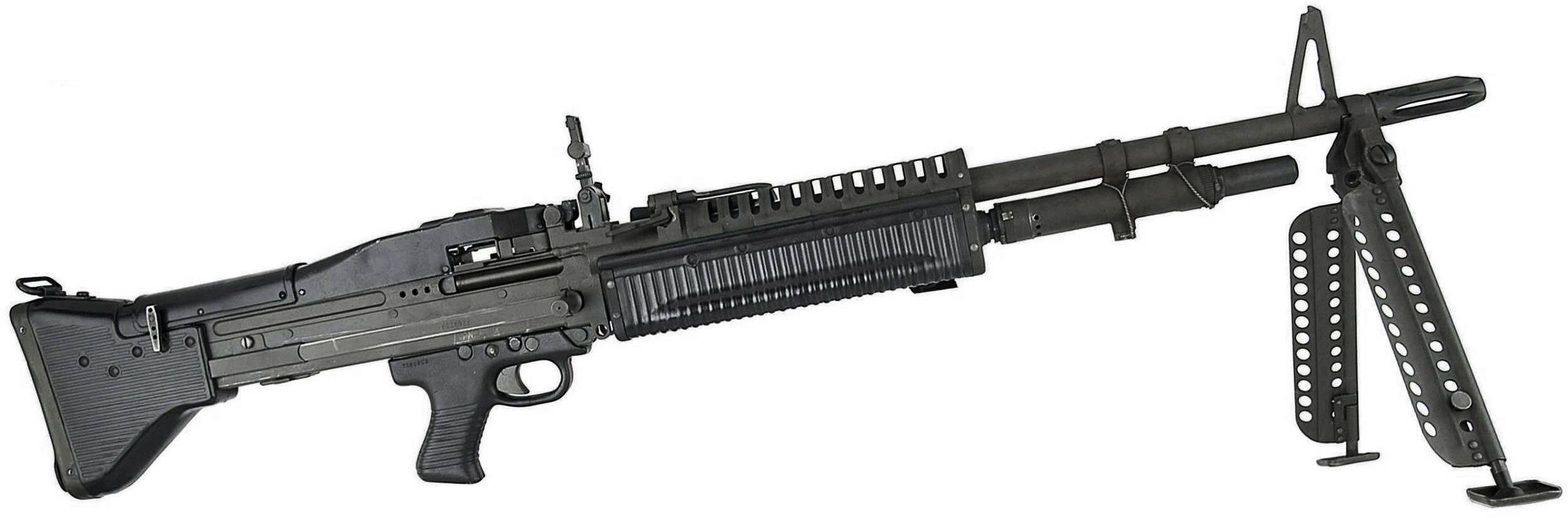 M60 (пулемёт) — википедия