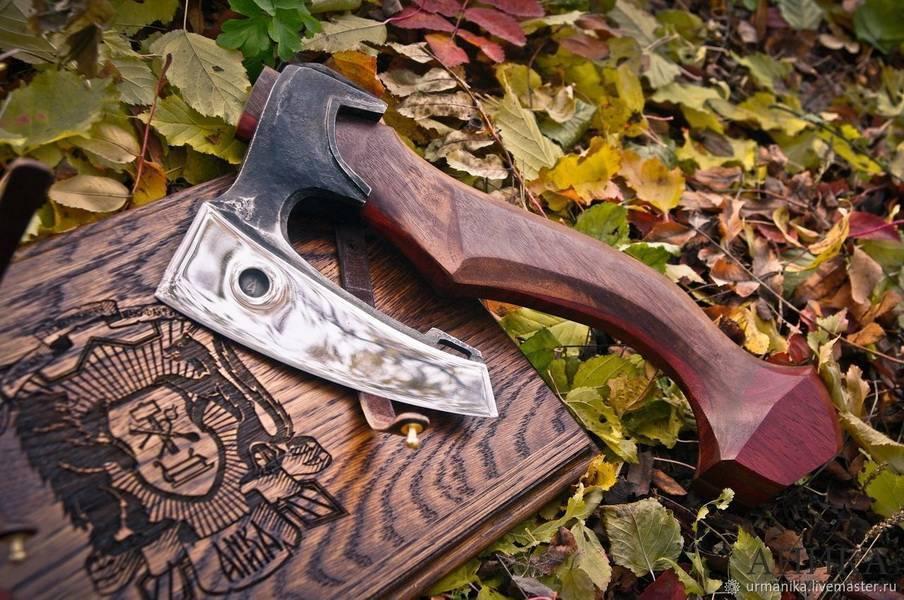 Особенности ножей ручной работы: распишем главное