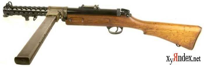 Пистолет-пулемет Lanchester Mk.1