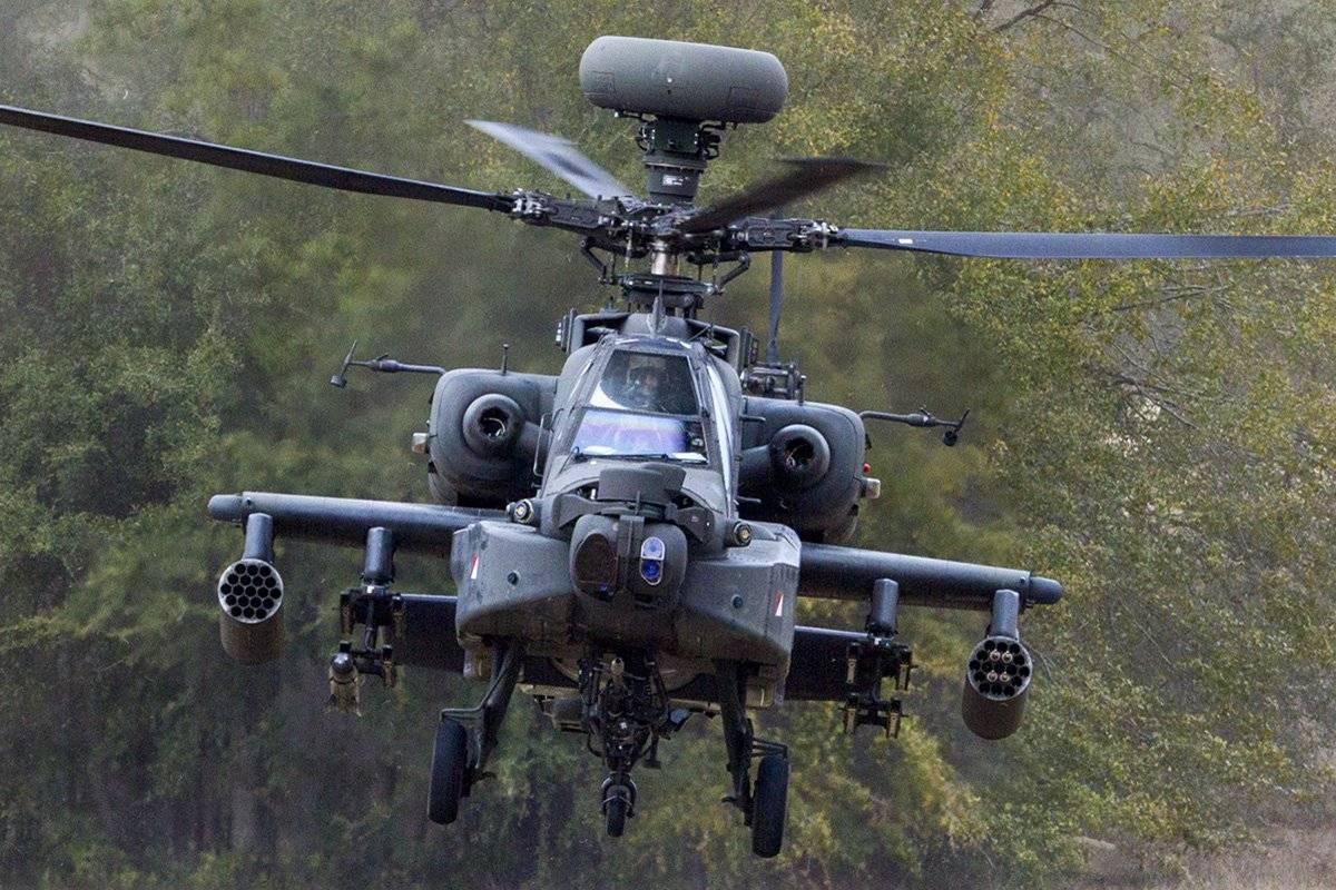Вертолет ah-64 апач фото. видео. характеристики. вооружение
