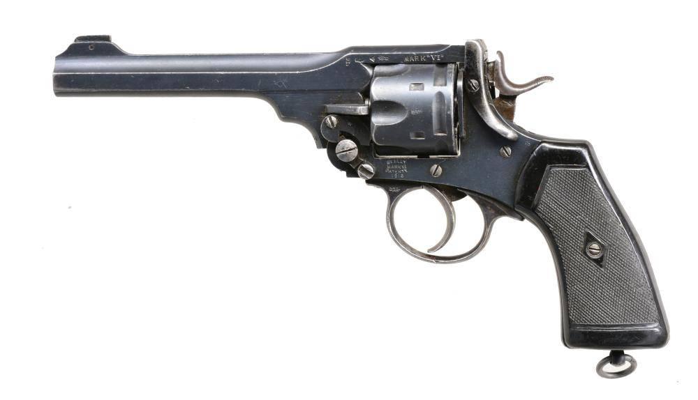 Револьвер webley википедия
