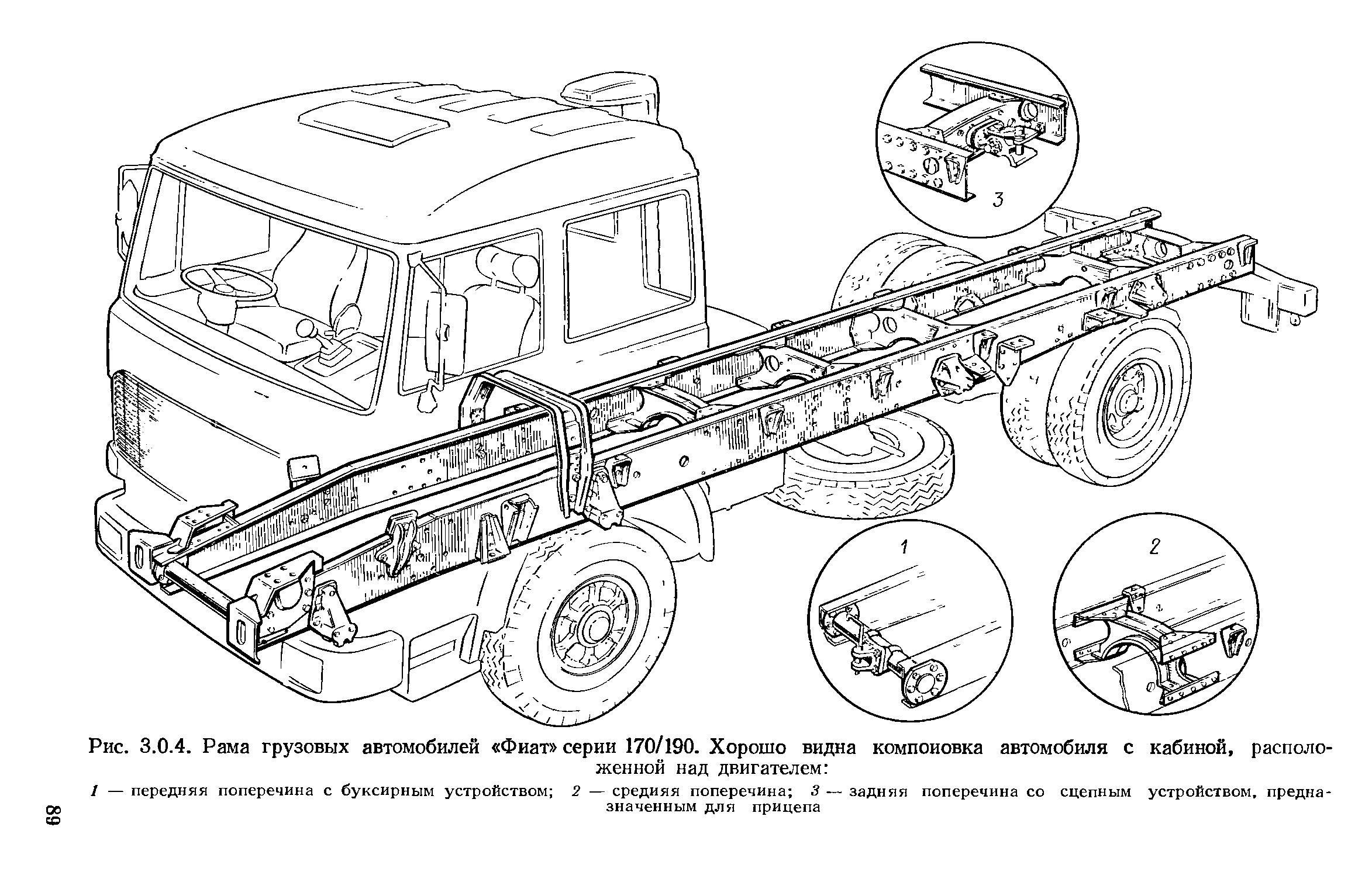 Зил-135лм: технические характеристики