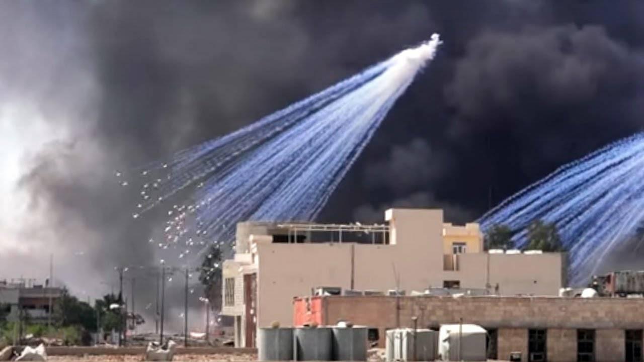 Война и химия: применяют ли фосфорные бомбы на донбассе. фосфорная бомба: принцип действия и последствия белый фосфор во второй мировой войне