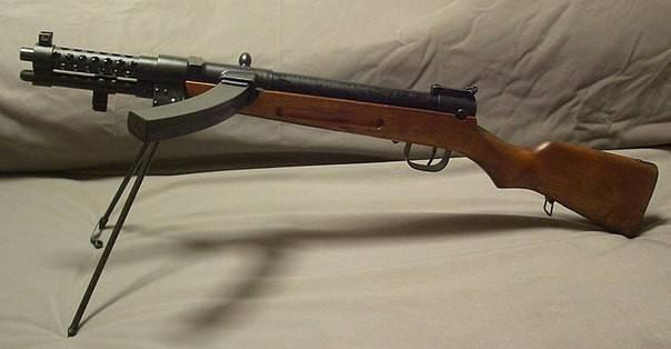 Пистолет papa nambu