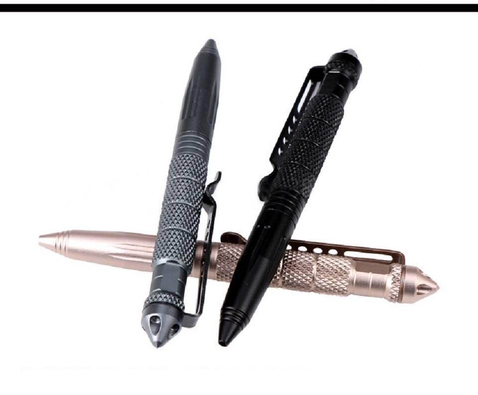 Тактическая ручка: самооборона подручными средствами. тактические ручки выбор лучшей модели тактической ручки