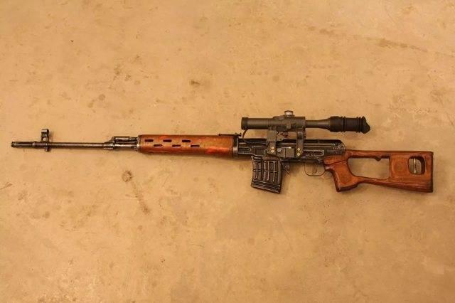 Автоматическая винтовка sig sturmgewehr 57