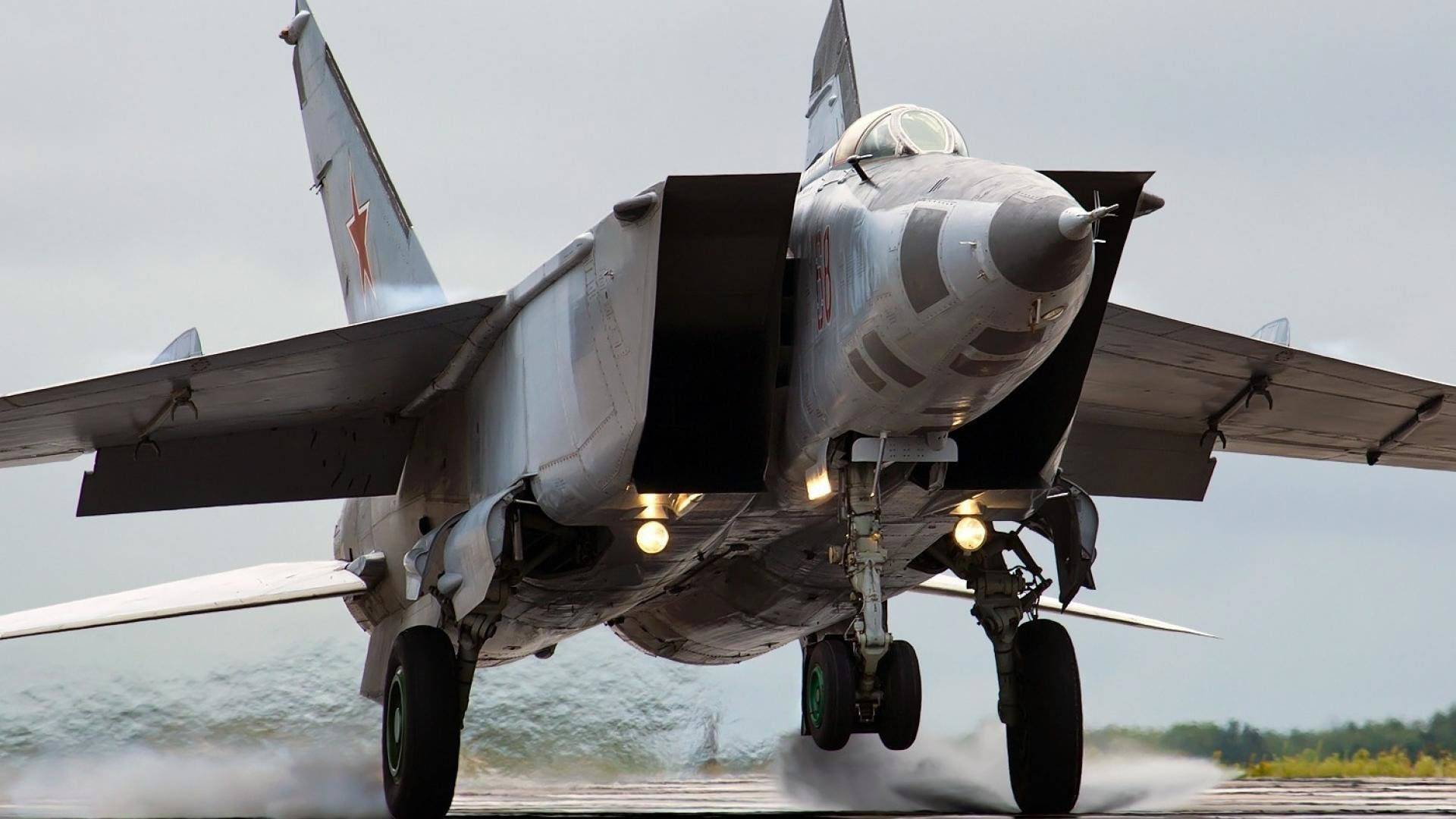 Миг-31. фото. характеристики. история.