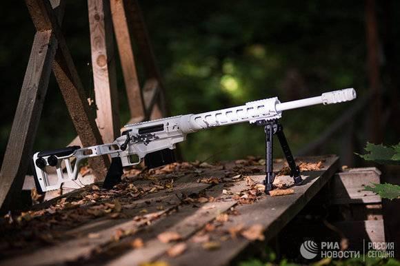 Вспышка сумрака. сверхдальнобойная снайперская винтовка svlk-14s «сумрак» - создание оружия