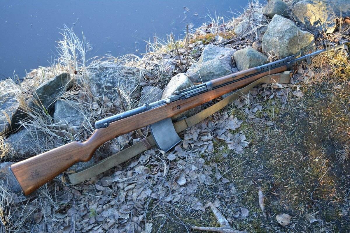Автоматическая винтовка симонова — википедия. что такое автоматическая винтовка симонова