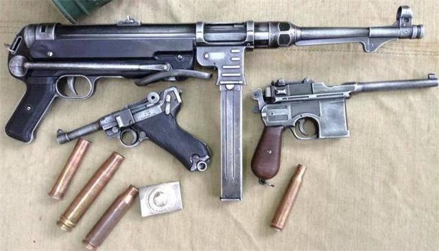 История возникновения штурмовой винтовки мр-43 шмайсер каталог оружия
