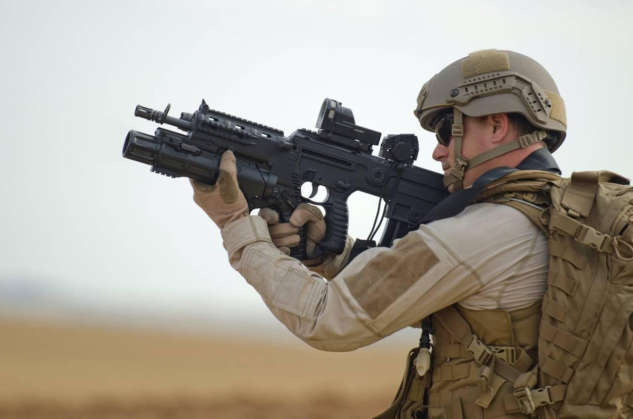 Автоматы израильской армии
