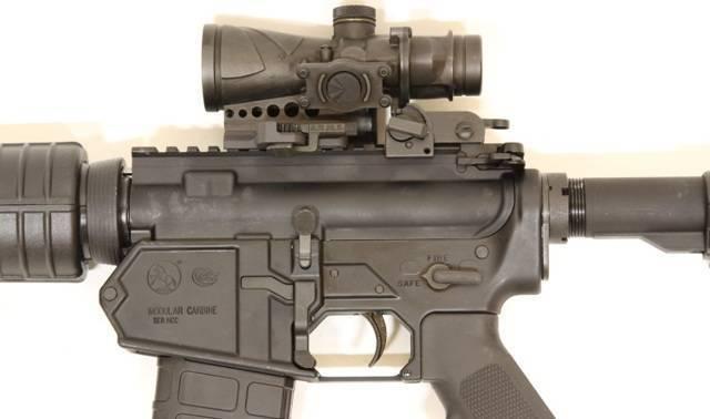 Colt m4 lesocom карабин — характеристики, фото, ттх