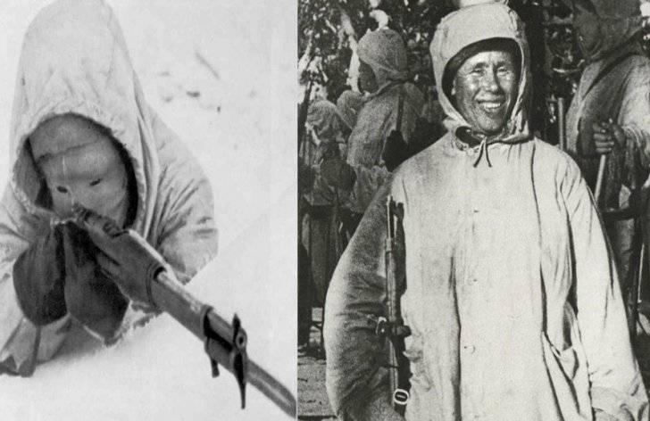 «белая смерть»: сколько русских убил самый страшный снайпер | русская семерка
