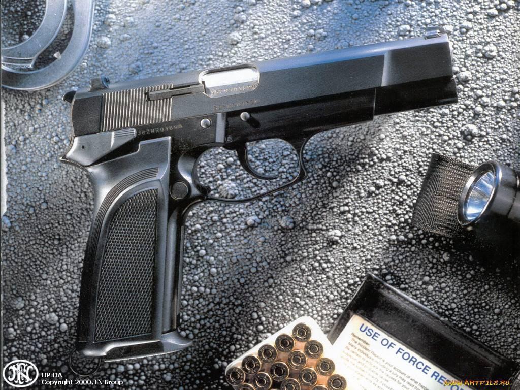 Пистолеты браунинга: типы и характеристики