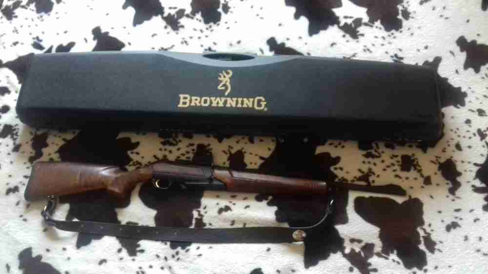 Карабин Browning BAR Zenith