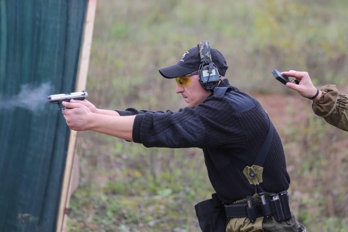 Уроки стрельбы для новичка