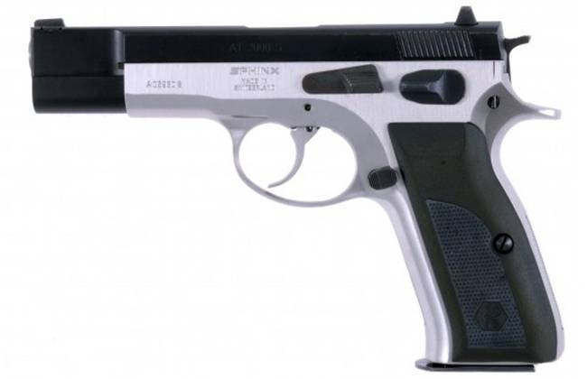 Пистолет Sphinx AT 2000 S