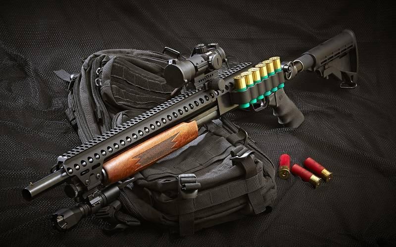 Помповое ружьё mossberg 500 против remington 870