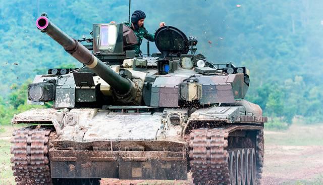 Танк БМ «Оплот» – украинский вариант