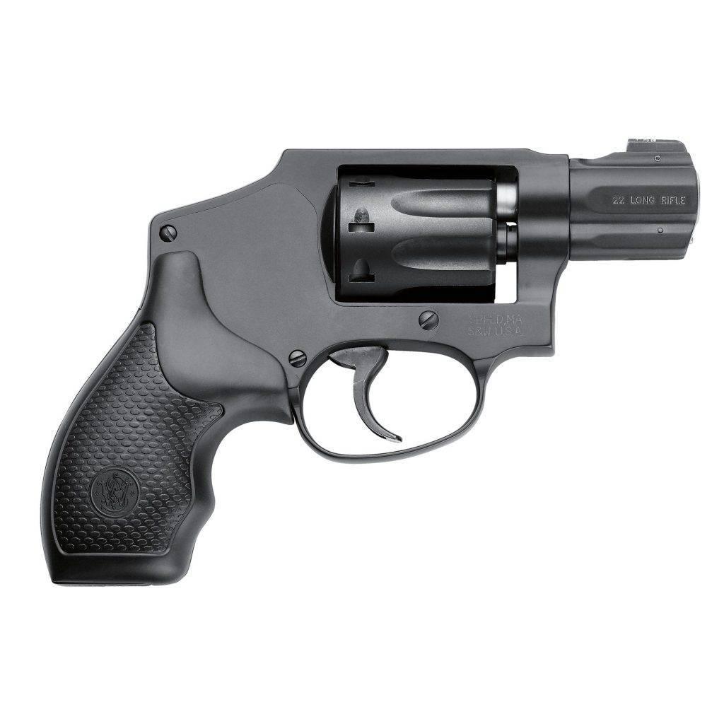 Револьвер Smith & Wesson Model 340PD