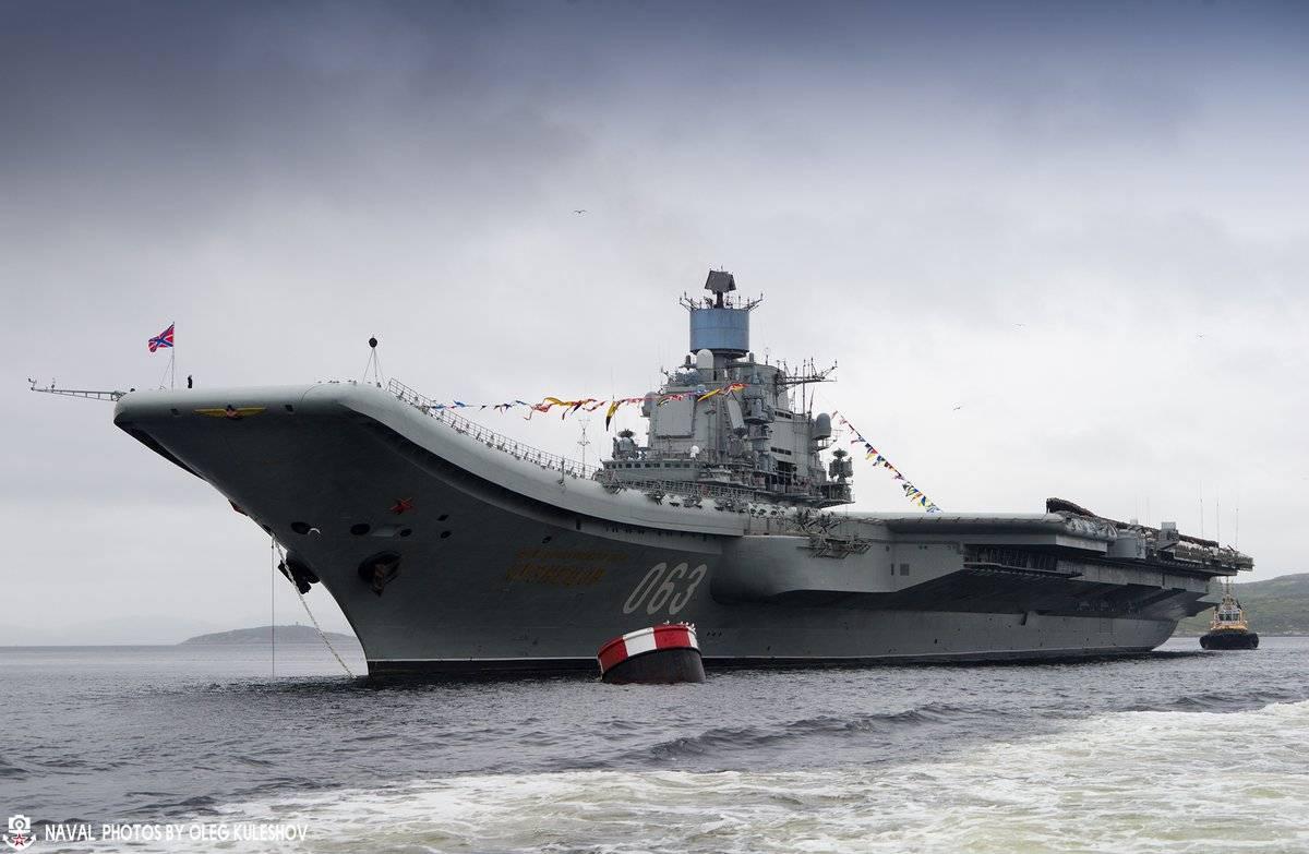 Он утонул. инцидент при ремонте крейсера «адмирал кузнецов»