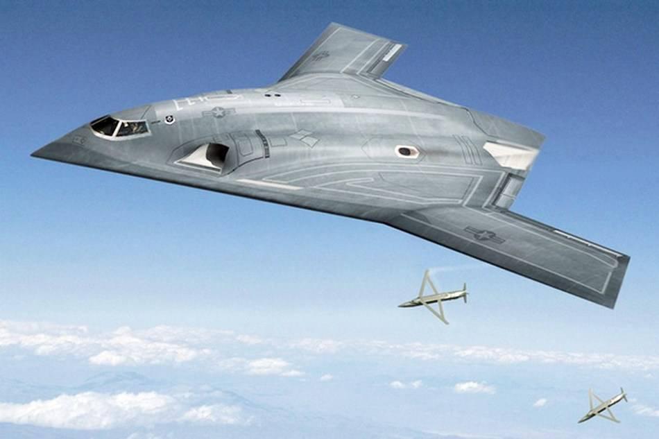 Стратегический бомбардировщик пак-да, основные характеристики