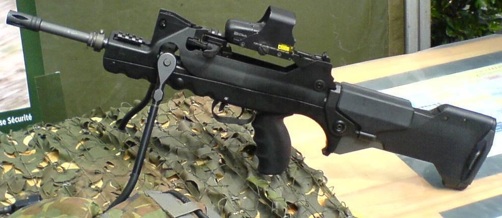 Штурмовая винтовка GIAT Industries FAMAS Felin