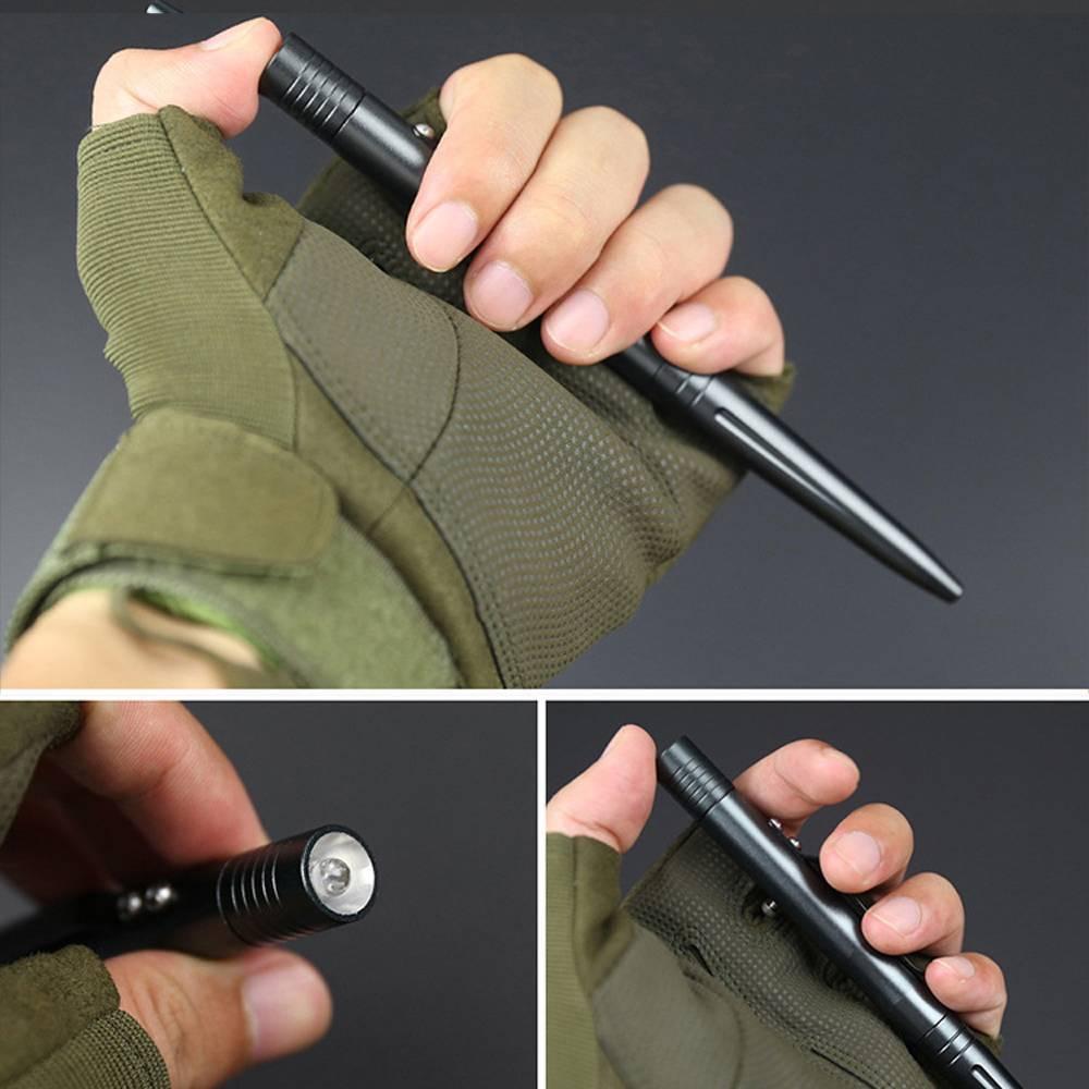 Тактическая ручка: что это такое, и для чего она нужна