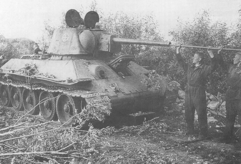 Танк т-34: лучший советский танк, история создания, характеристики