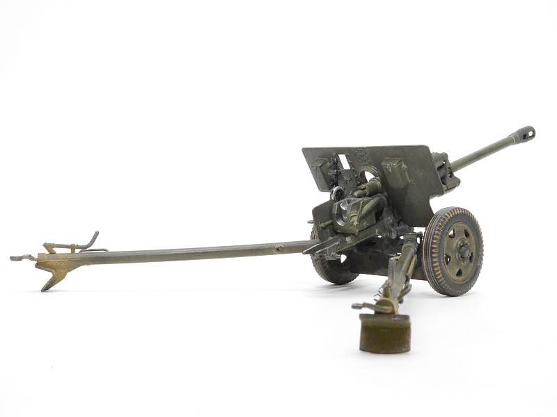 Оружие победы: лучшая пушка великой отечественной зис-3