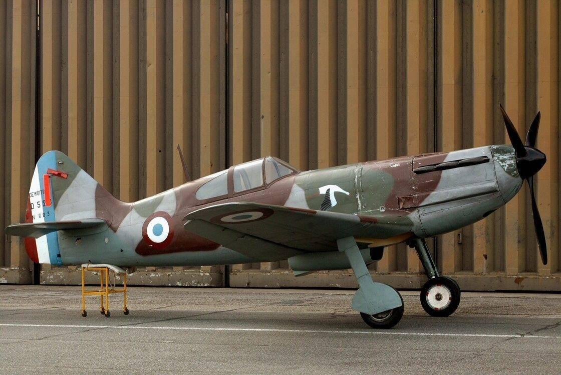Последний поршневой истребитель эмиля девуатина. проект истребителя hispano-suiza hs-50. испания
