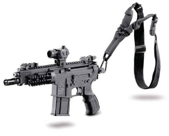 Пистолет-пулемет Silver Shadow Gilboa 9mm