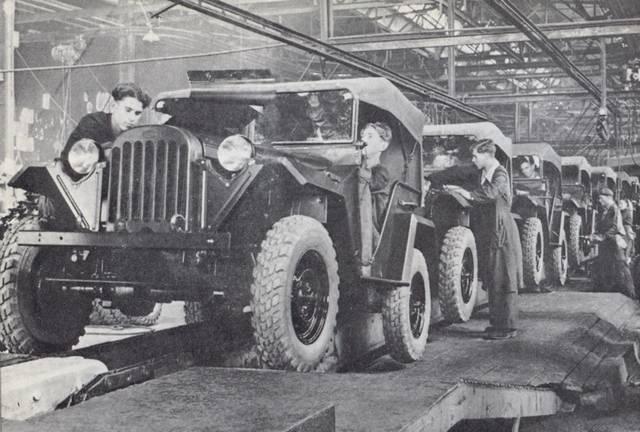 Газ-67 — история создания легендарного автомобиля