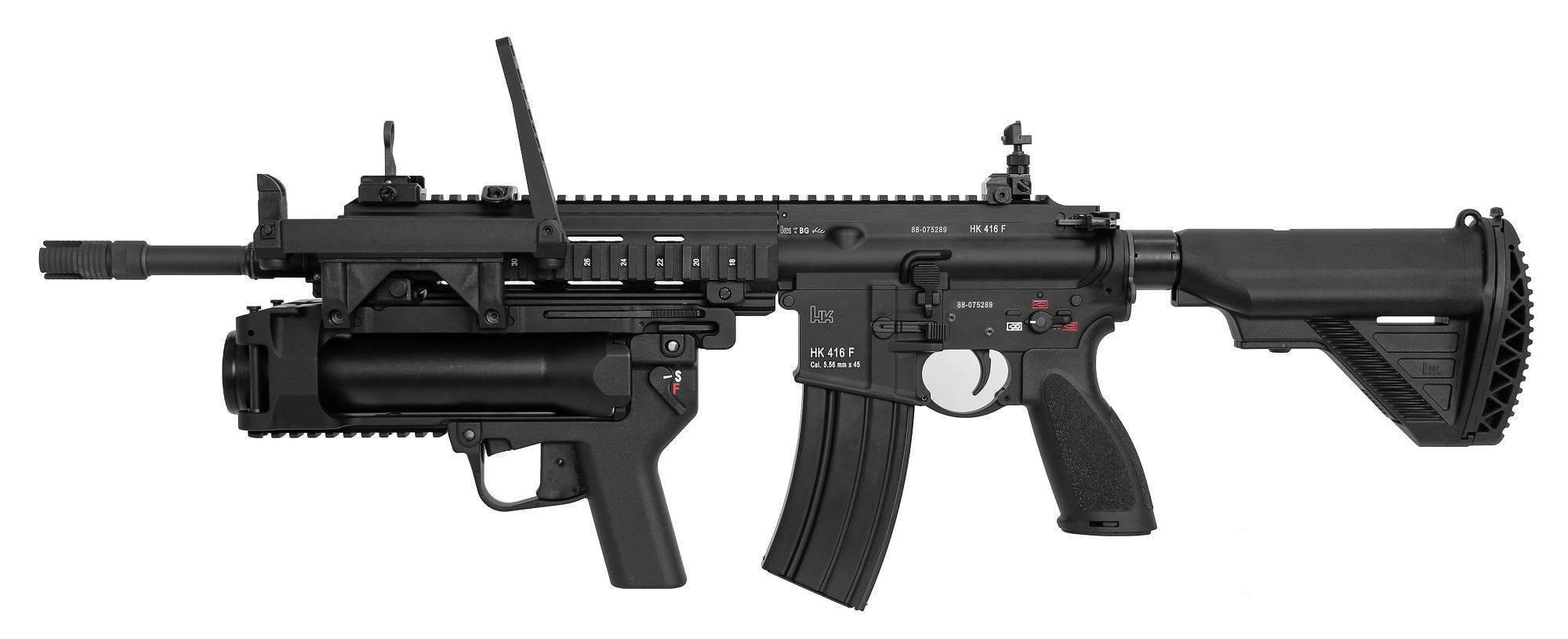 Штурмовая винтовка heckler & koch g3