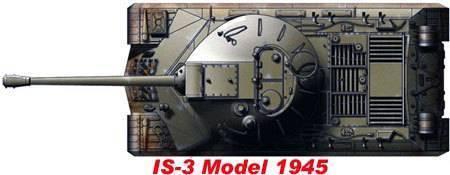 Обзор советского тяжа ис-3