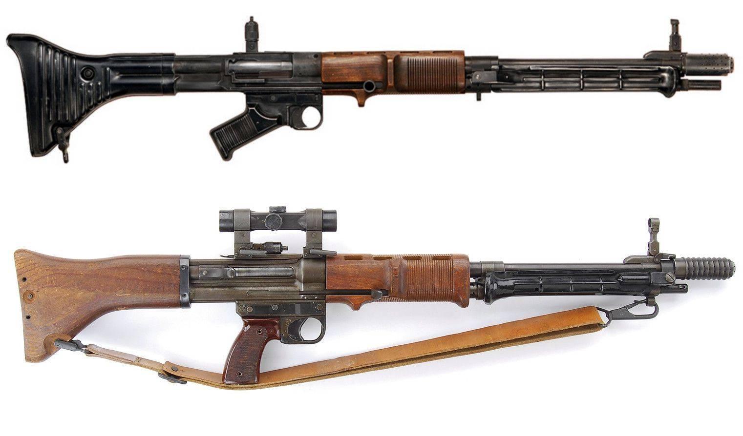 Автоматическая винтовка fg-42 (германия) | армии и солдаты. военная энциклопедия
