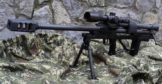 Снайперская винтовка ntw 20. снайперская винтовка mechem ntw - 20 (юар).