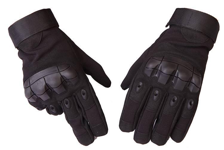 Для чего нужны тактические перчатки?