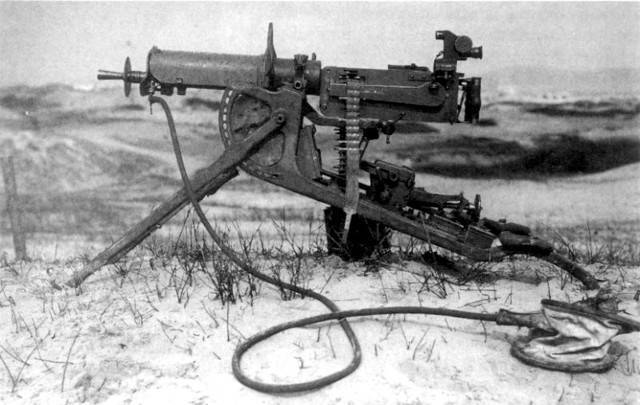 Пулемет heckler-koch mg 43