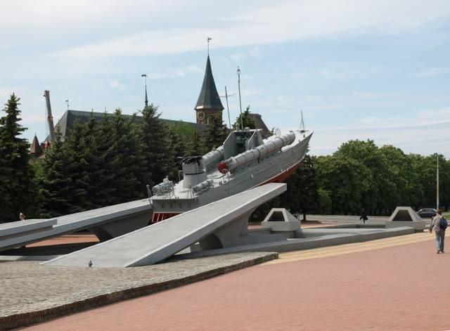 Торпедный катер «Комсомолец» – партизан прибрежных районов