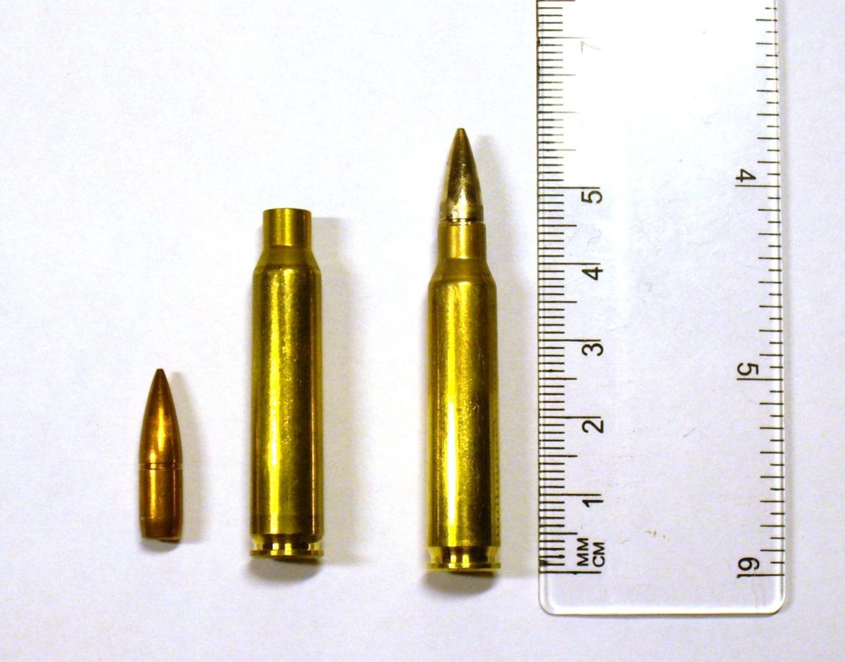 5,7 × 28 мм