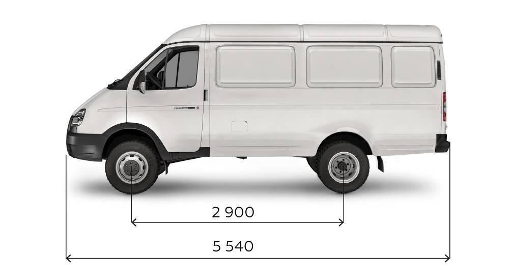 Газ-2705: технические характеристики, отзывы и фото
