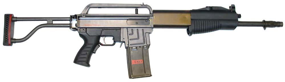Гладкоствольное ружье Franchi SPAS-15